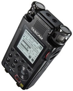 Another one of the best portable audio recorders to buy