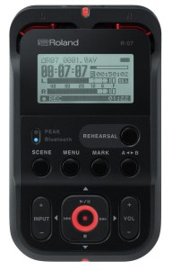 Our favorite portable audio recorder due to it's size