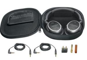 Audio-Technica ATH-ANC7B QuietPoint - carry case