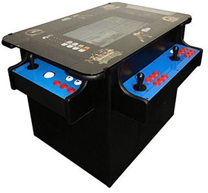 Ultimate Cocktail Arcade with 1033 games