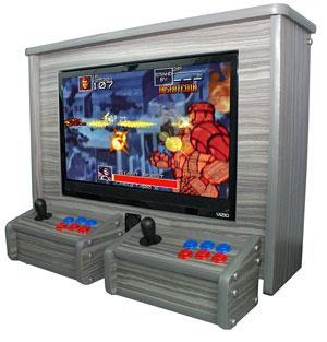 Arcade Machine Wall Hang - 620 Games