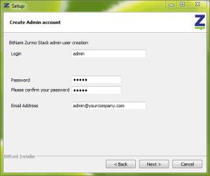 Zurmo CRM Install Step 3