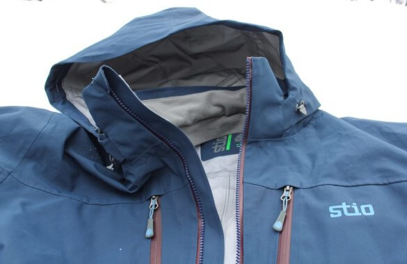 This photo shows the top half of the Stio Environ Jacket.