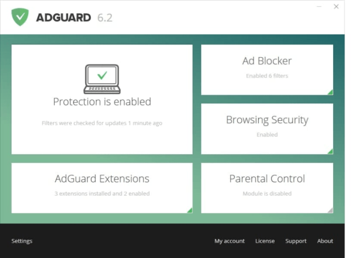 adguard pop-up blocker