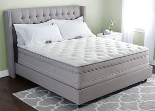 luxury adjustable airbed