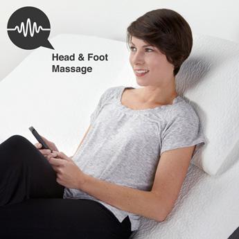 head foot massage