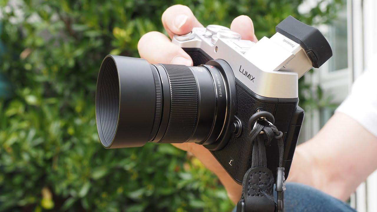 Panasonic 42.5mm f1.7