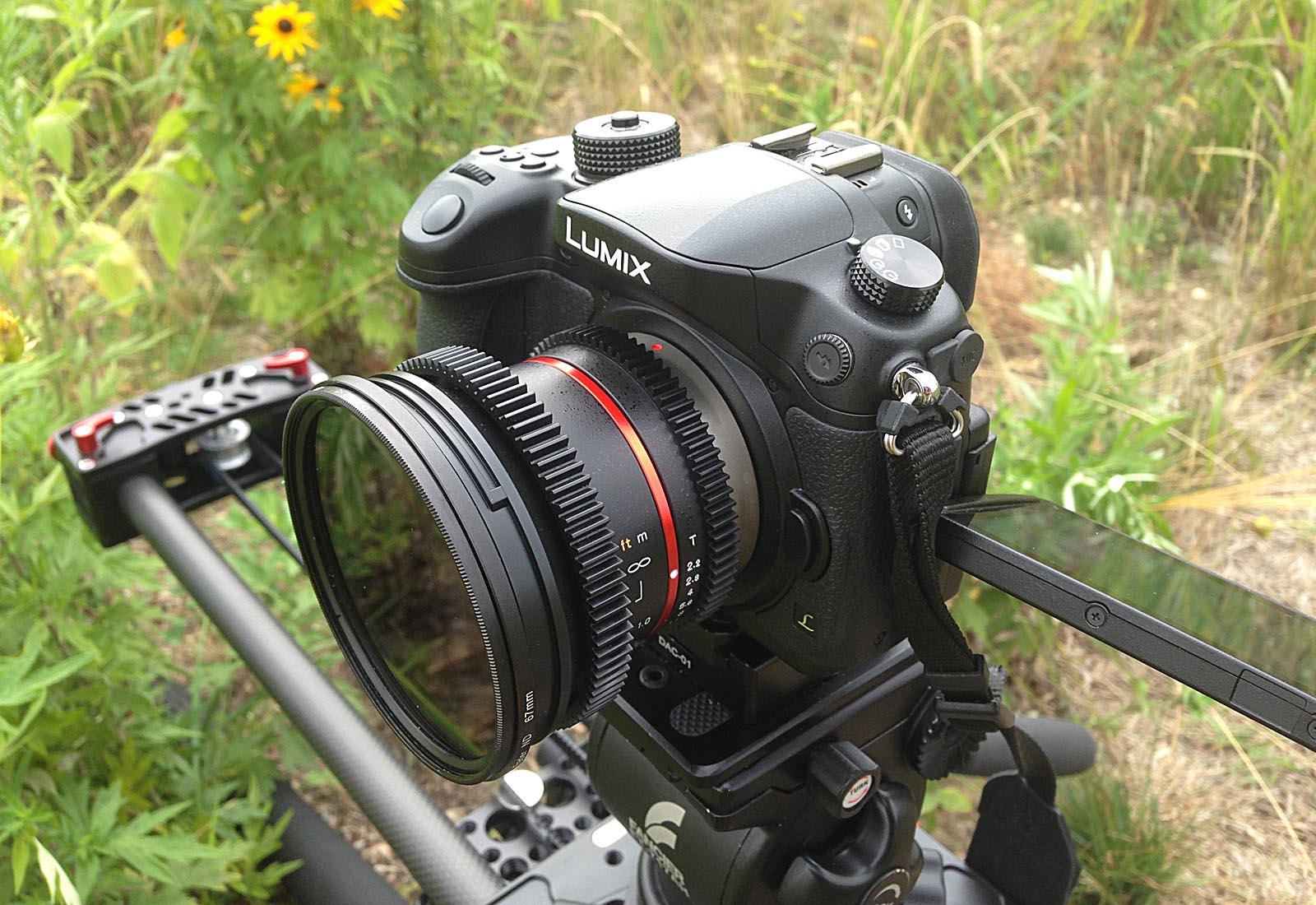 Rokinon 12mm T2.2 Cine Lens