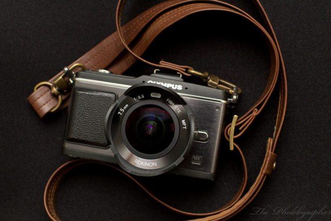 Samyan 7.5mm T3.5