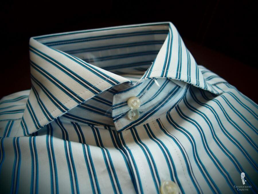 Avoid widespread Cutaway Shirt Collars