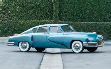 Blue 1948 Tucker 48