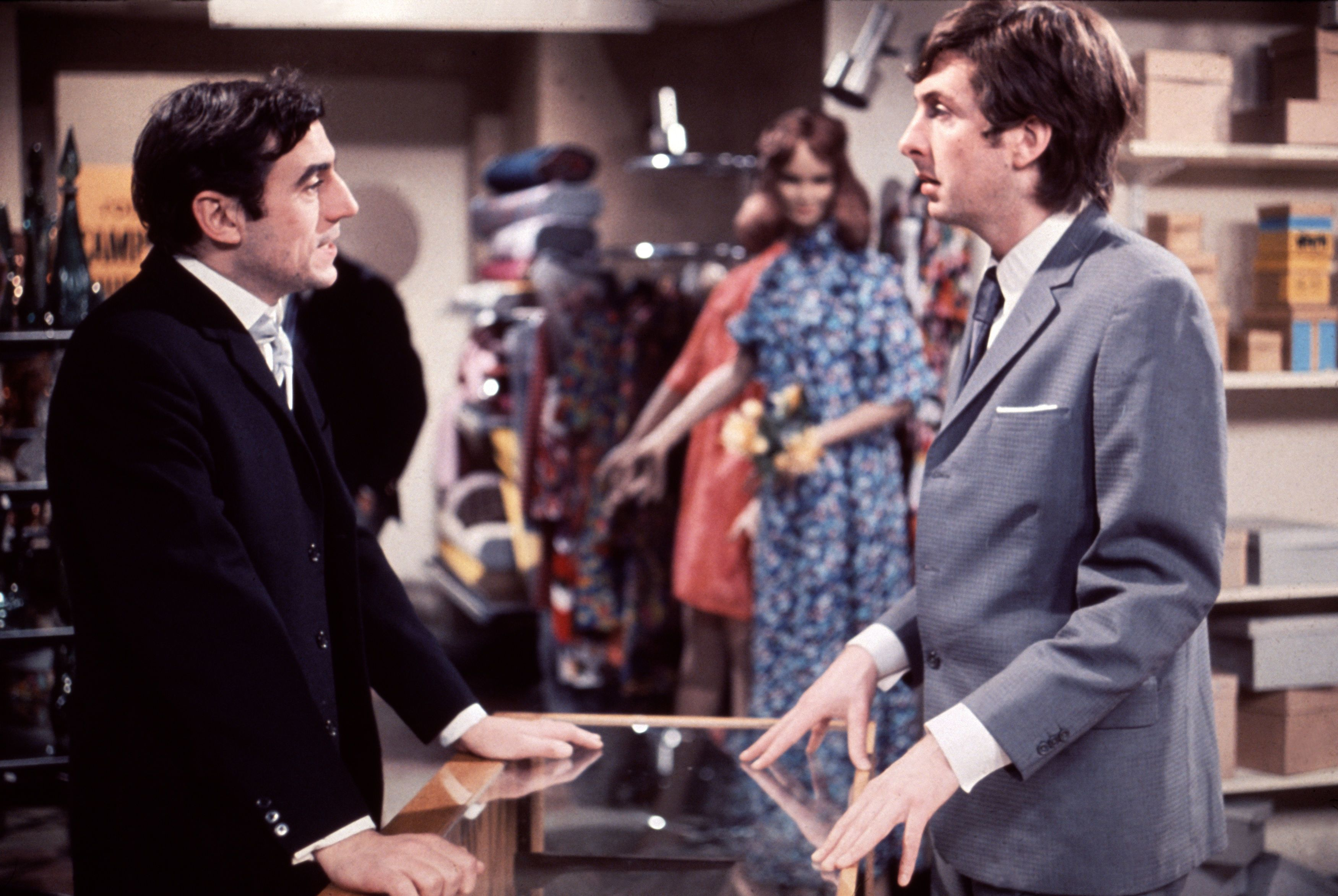 Jones also helped forge the surreal style of TV series Monty Python's Flying Circus
