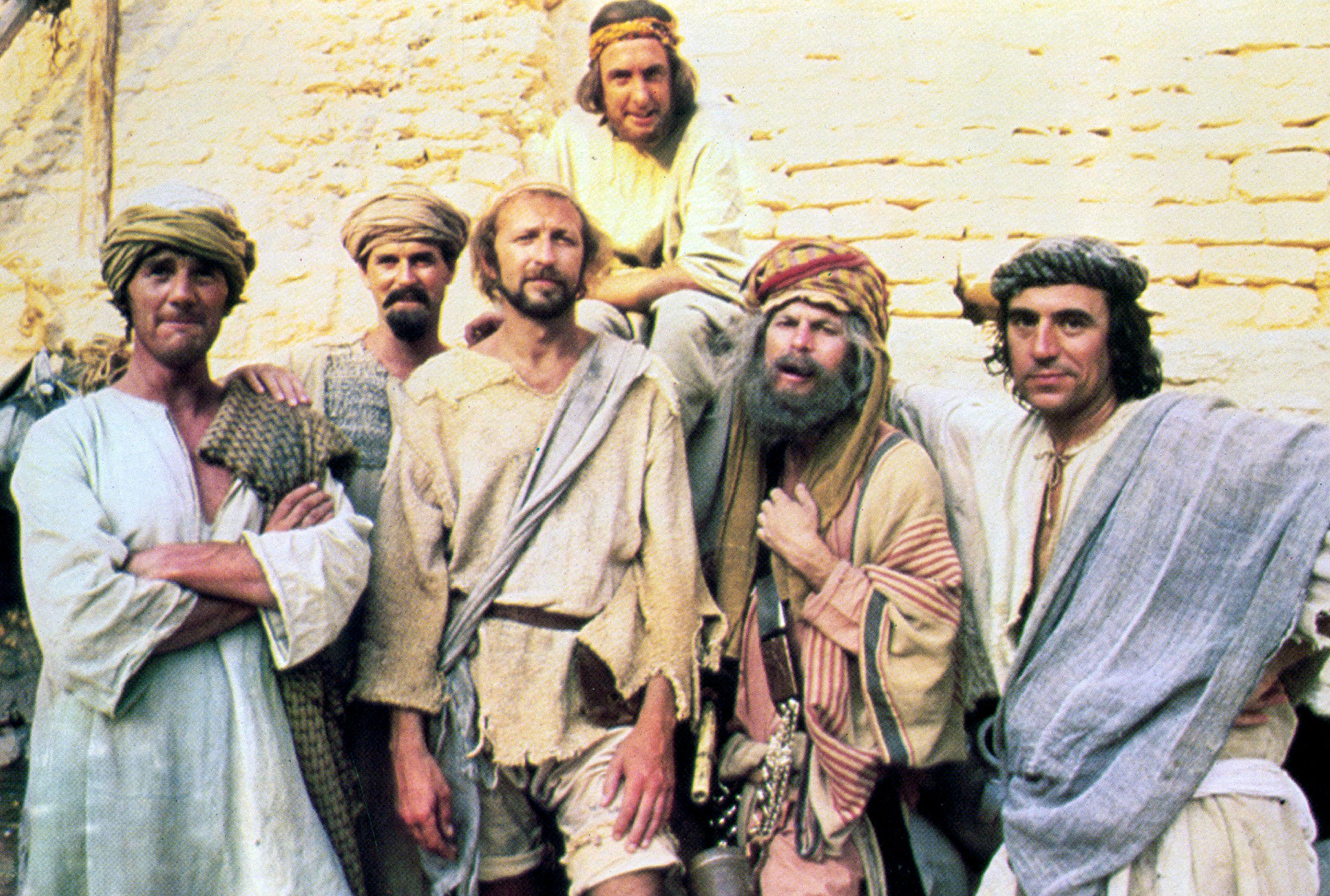 Monty Python changed the tone of British comedy