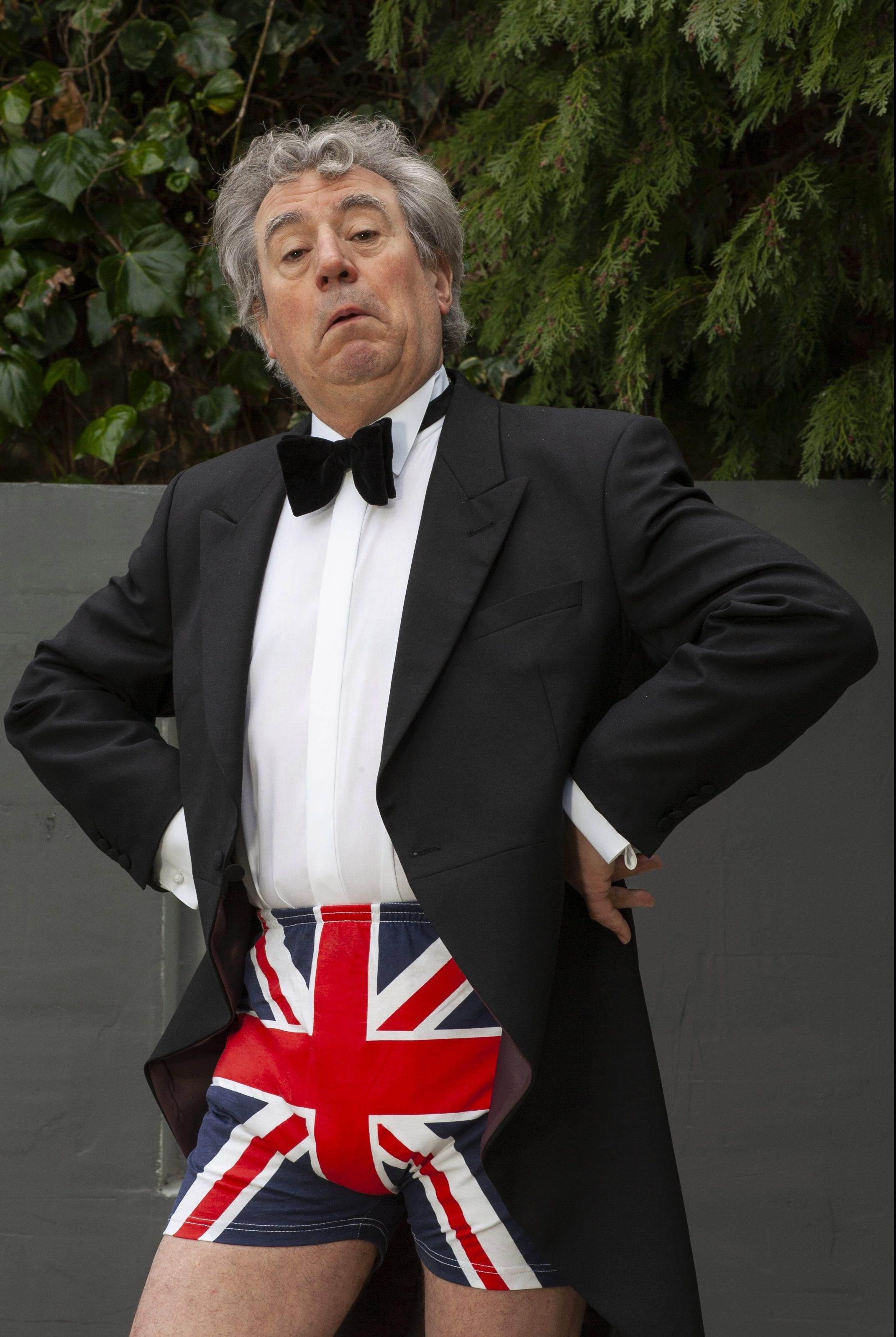 Terry Jones was a writer, comedian, screenwriter and film director