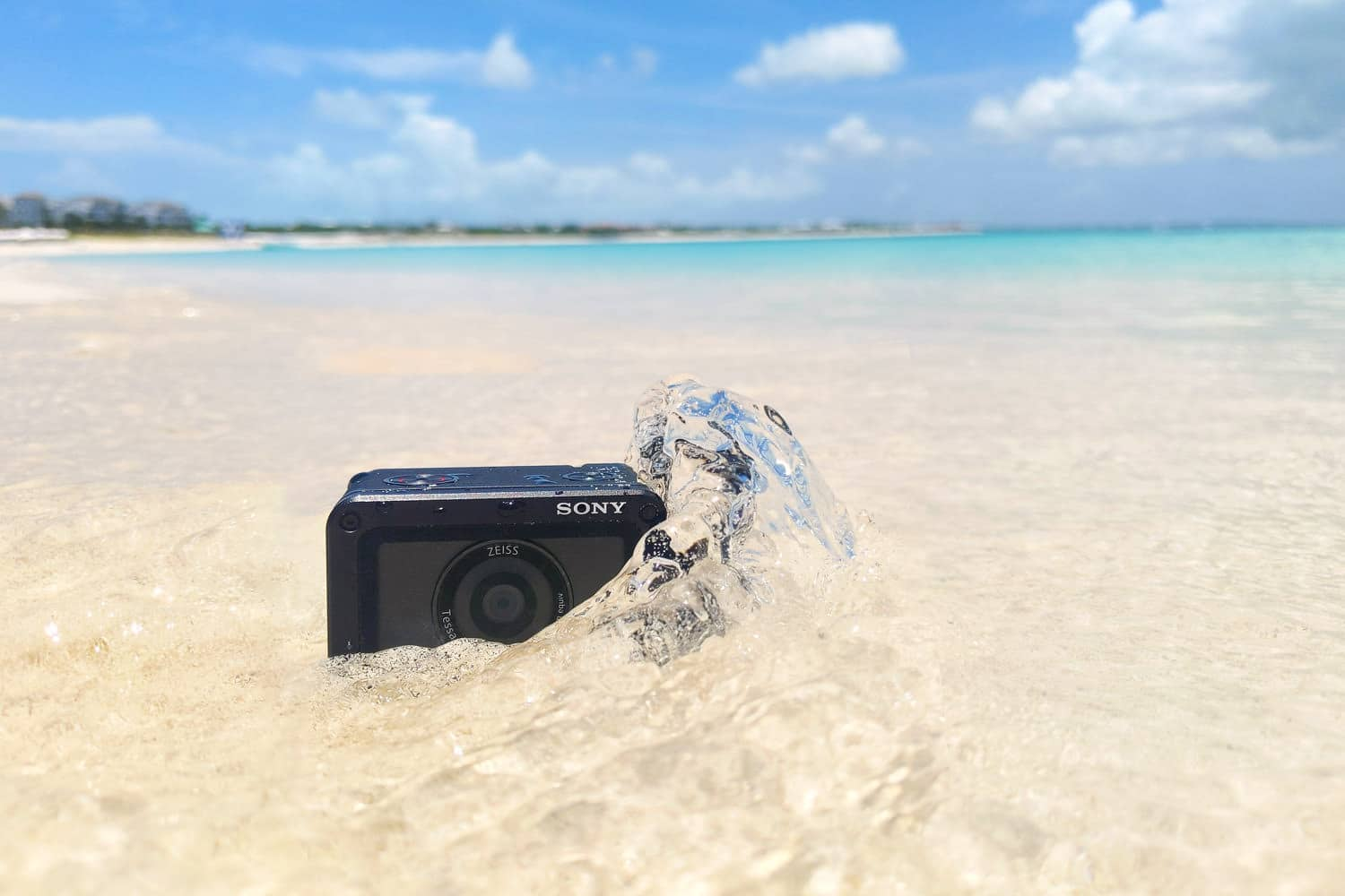 Sony RX0 II Review Water Proof