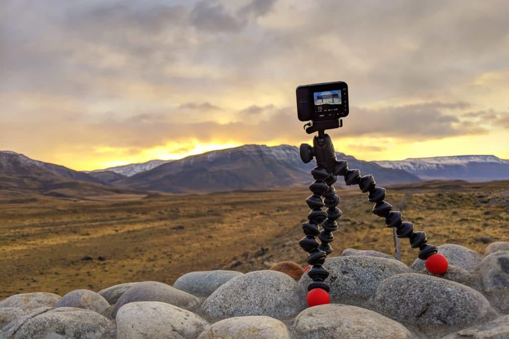 Sony RX0 II Sunrise in Patagonia
