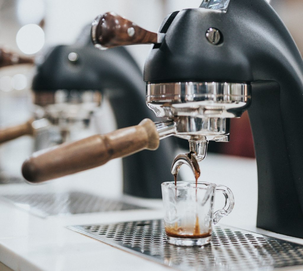 Lever espresso machines are the most labor-intensive but give you the most control over your shot.