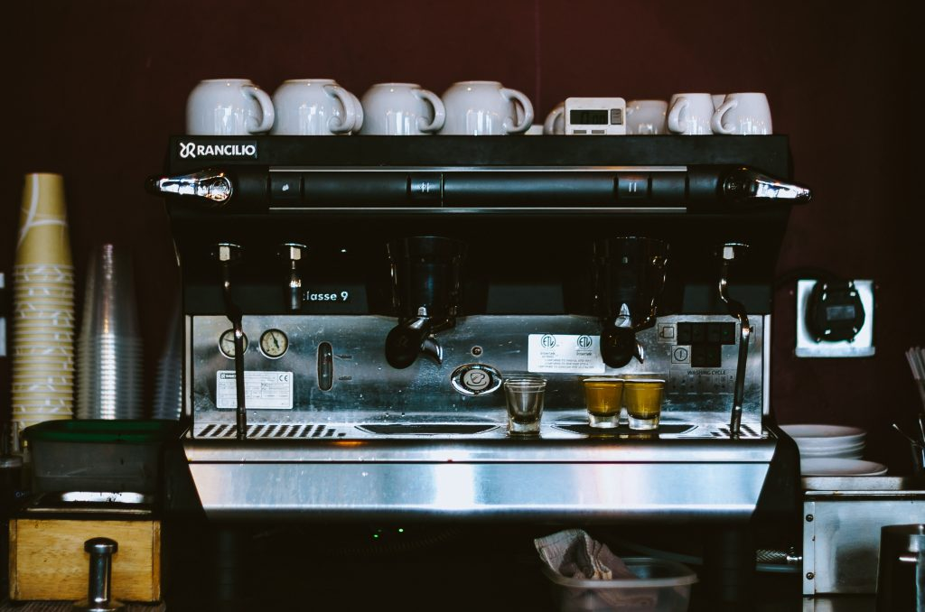 Semi-automatic espresso machines are the most common and oftentimes the best commercial espresso machines.