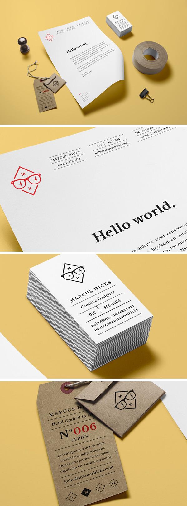 Branding Identity MockUp Vol.14
