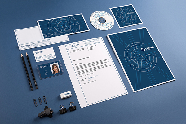 Corporate Identity PSD MockUp