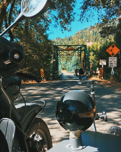 lost coast bridge