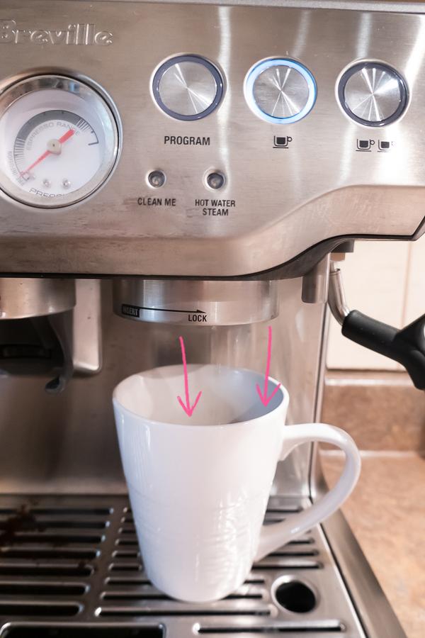 Perfect Espresso Crema
