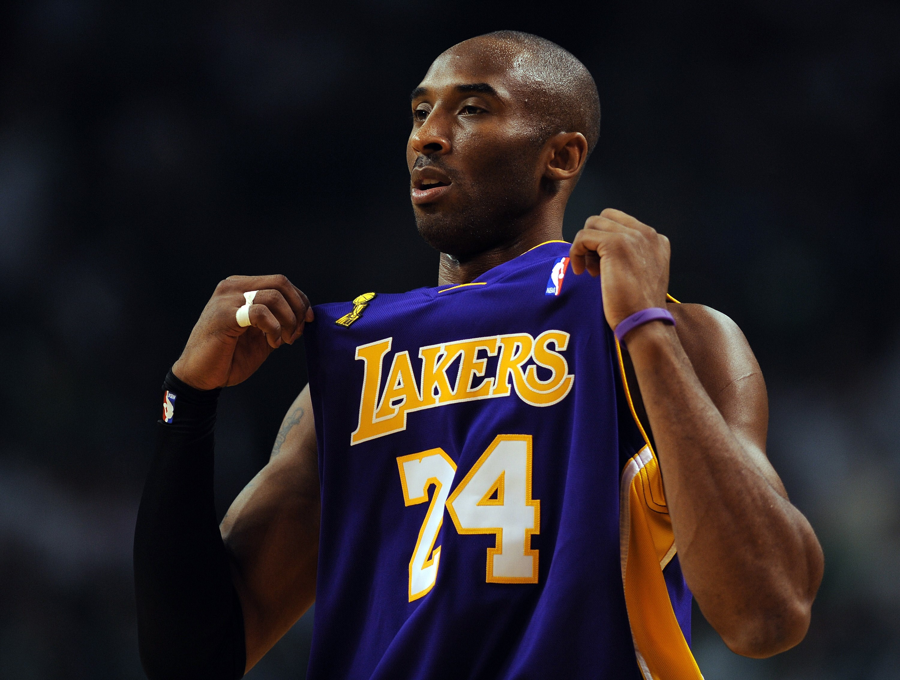 Kobe was considered one of the best basketball players of all time