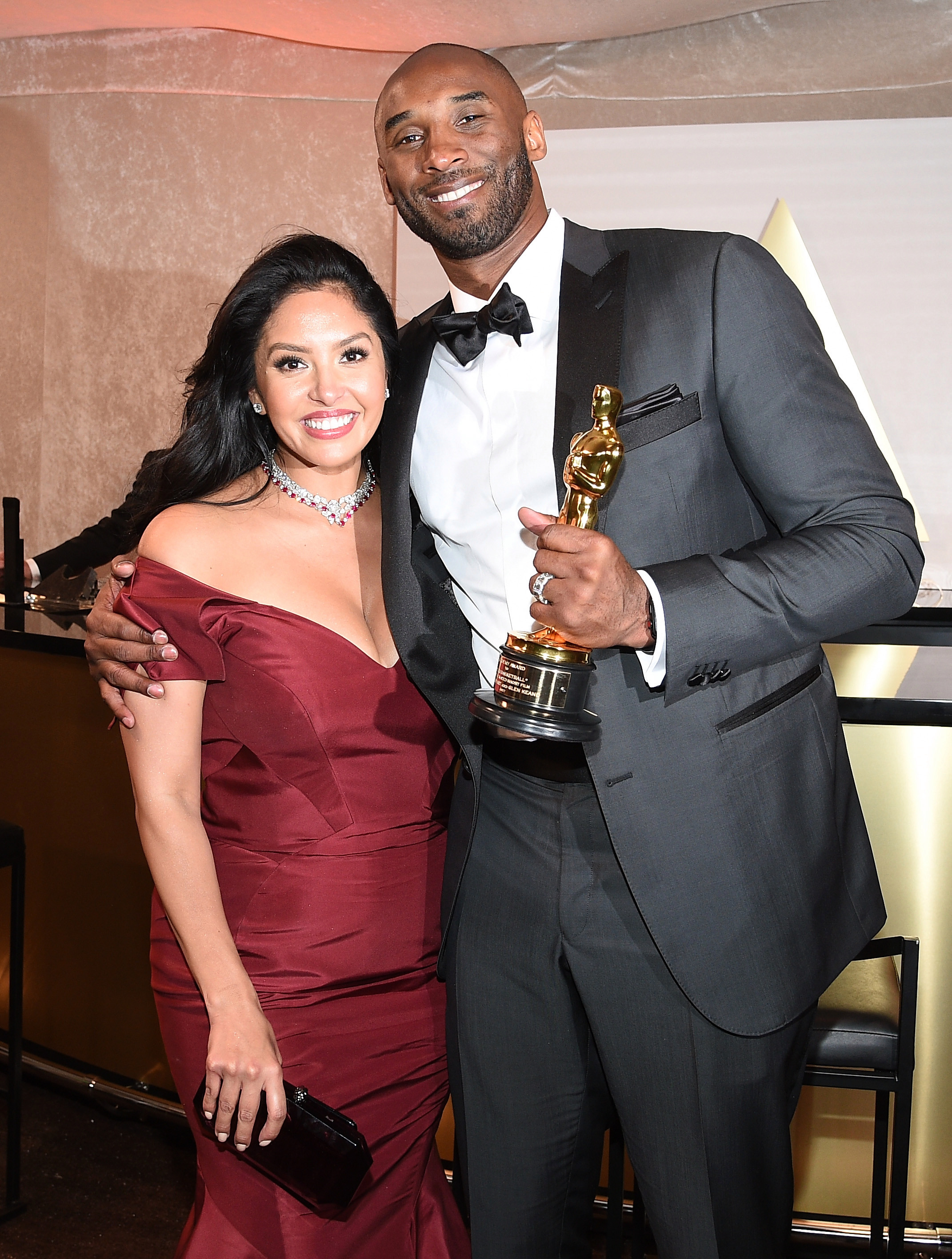 Kobe became the first basketball player to win an Oscar in 2018