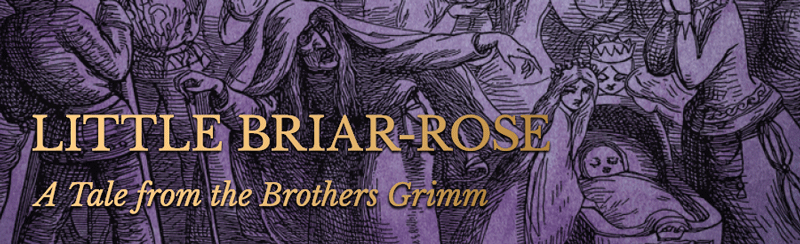 Little Briar-Rose - 5 Grimm Stories