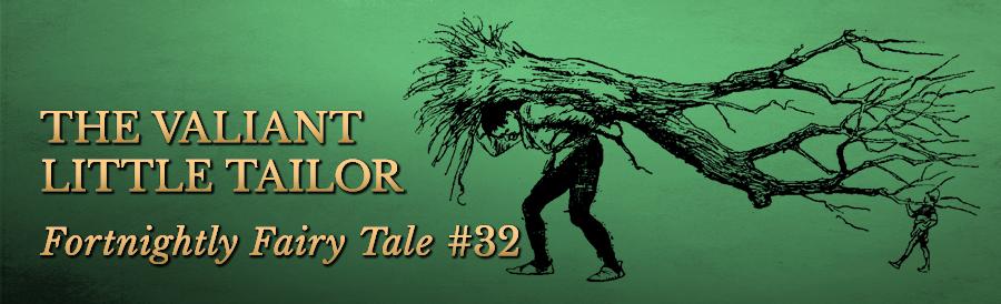 Valiant Little Tailor - 5 Grimm Stories