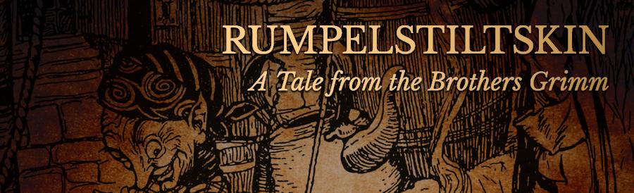Rumpelstiltskin - 5 Grimm Stories