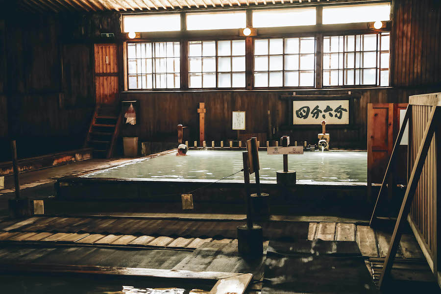 Going to an Onsen: Best Things to do in Tokyo