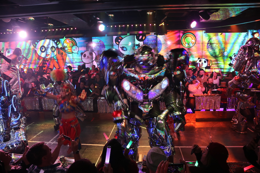 Best Tokyo Bucket List: 44 Top Things To Do, Places to Visit and Attractions in Japan's Coolest City: The Robot Restaurant Show in Tokyo Japan