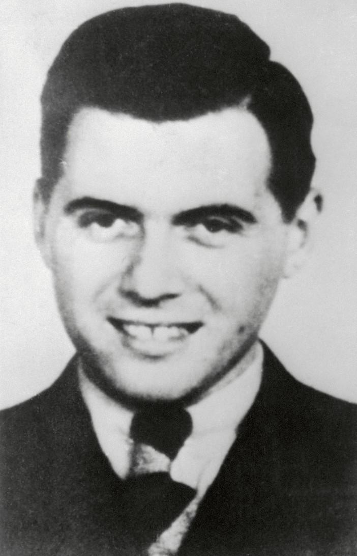 Nazi 'Angel of Death' Josef Mengele