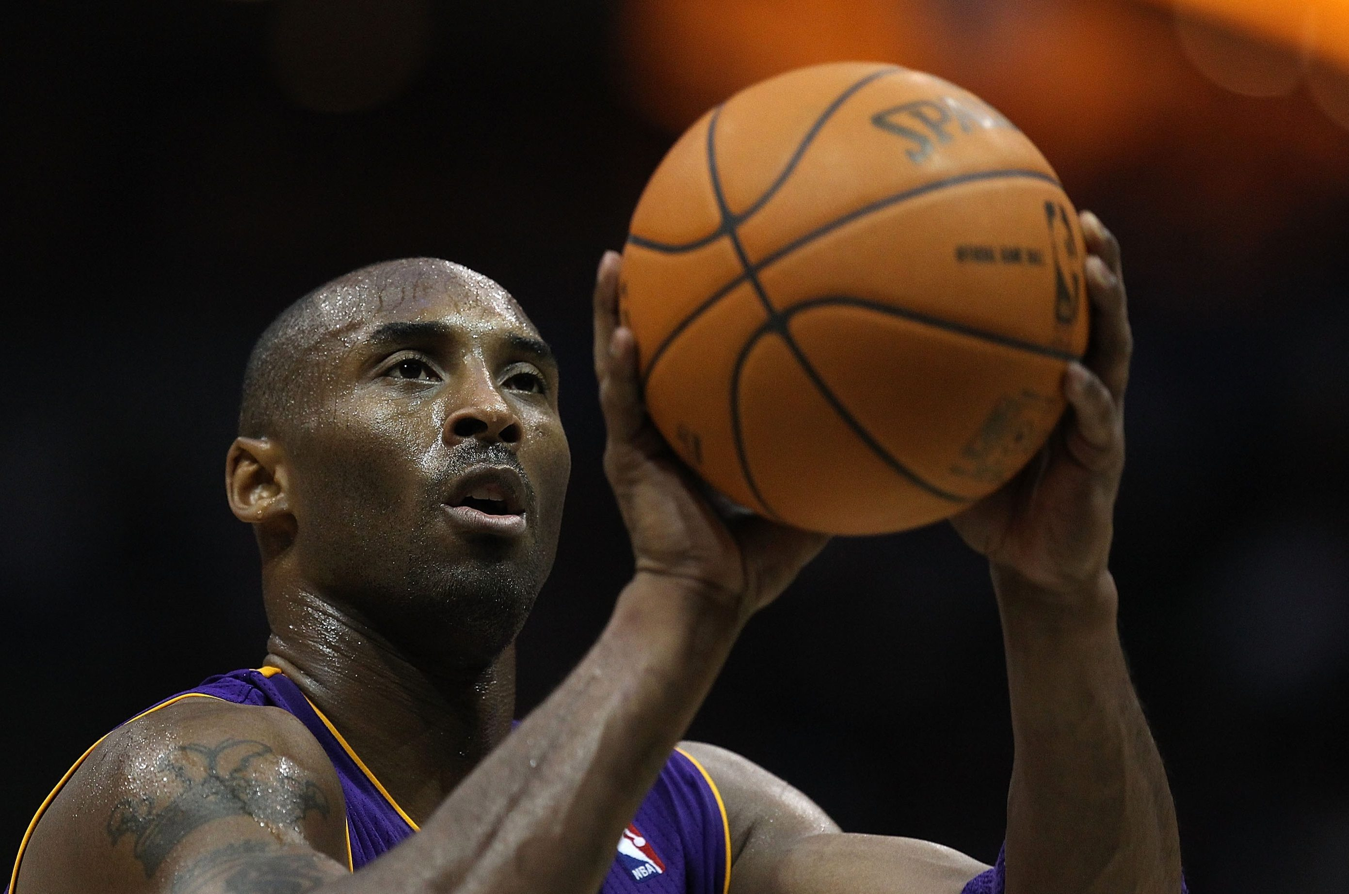Kobe was an 18-time All-Star and five-time NBA champion