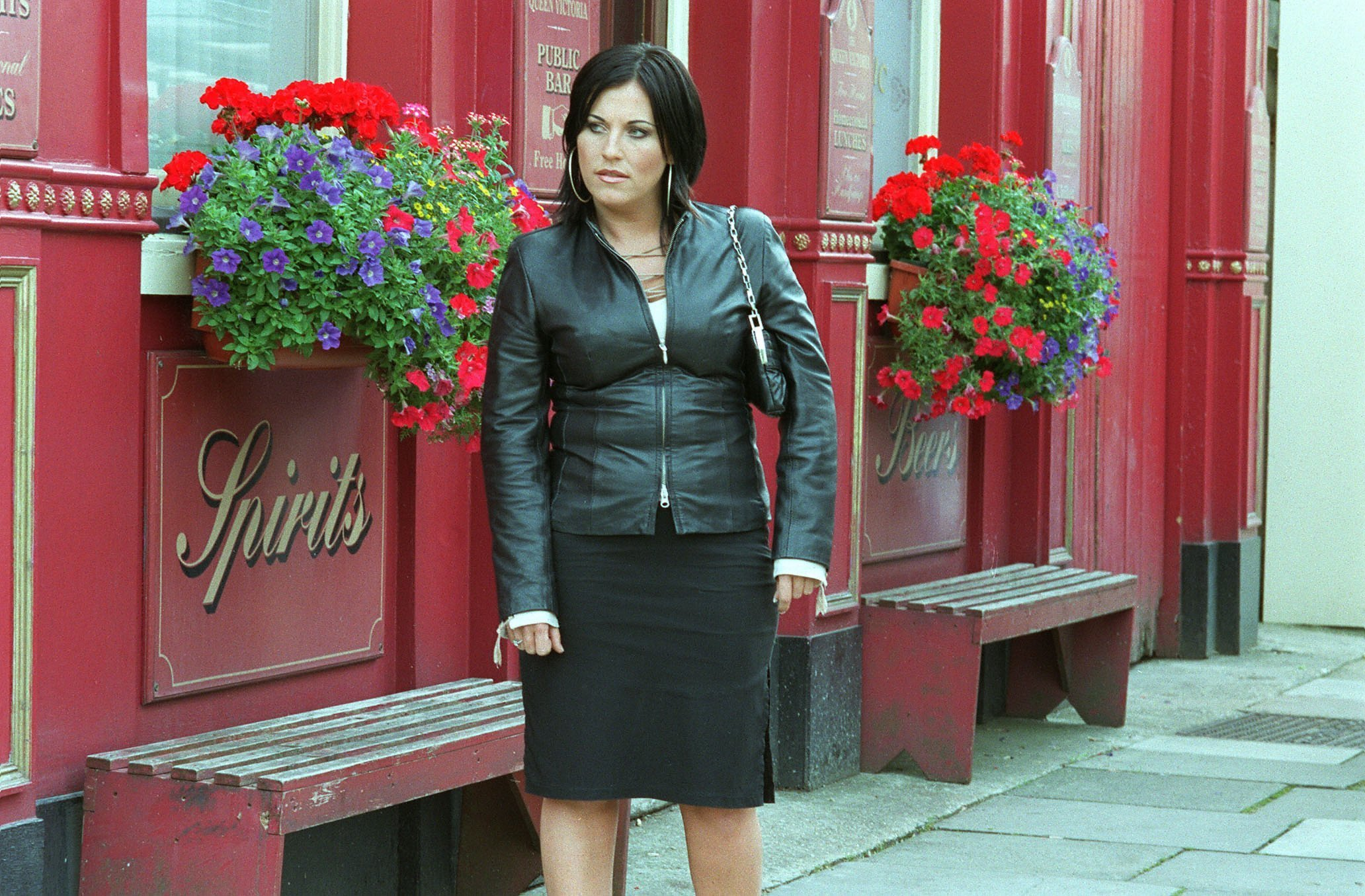 Jessie first appeared on Albert Square as Kat in 2000