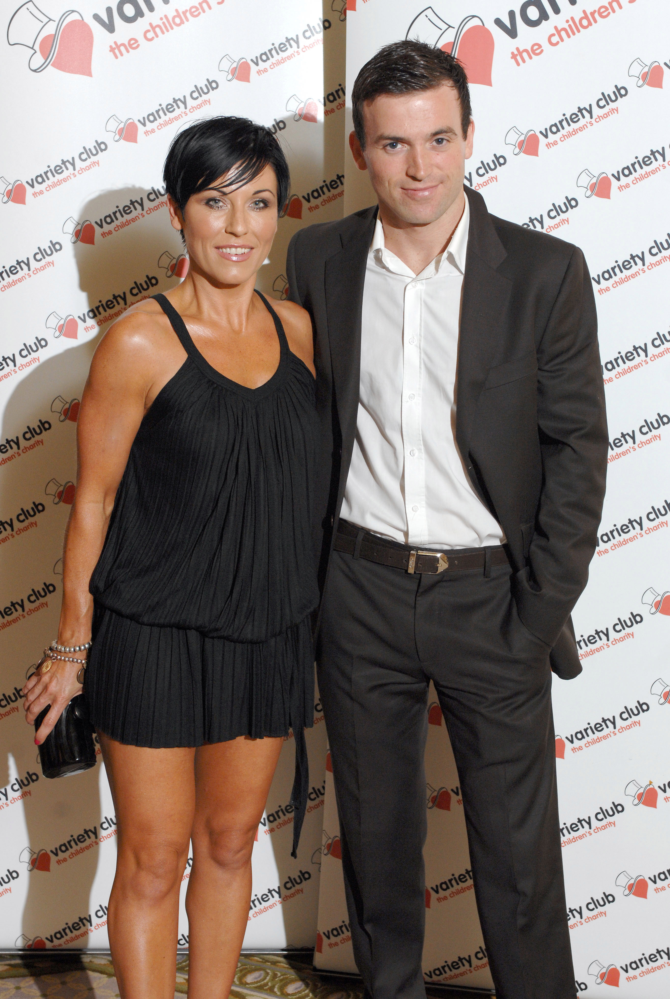She also had a romance with boxer Tommy O'Neill - one of three failed engagements