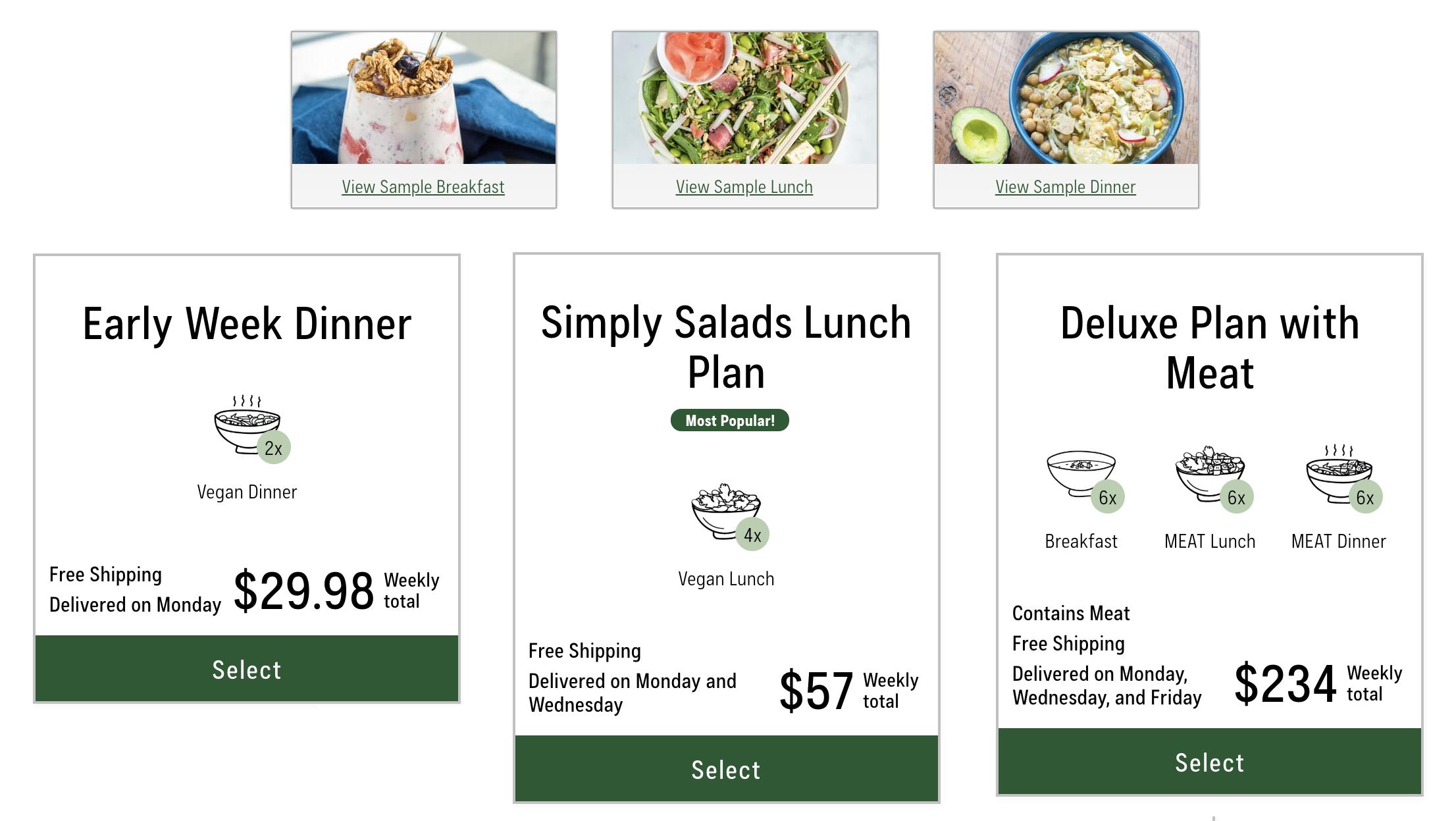Diet regimen auto-pilot Thistle elevates $5M for organic food memberships
