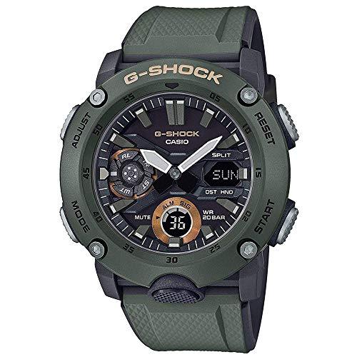 Casio G-Shock GA-2000-3A Series