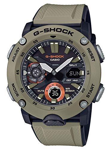 Casio G-Shock GA-2000-5A Series
