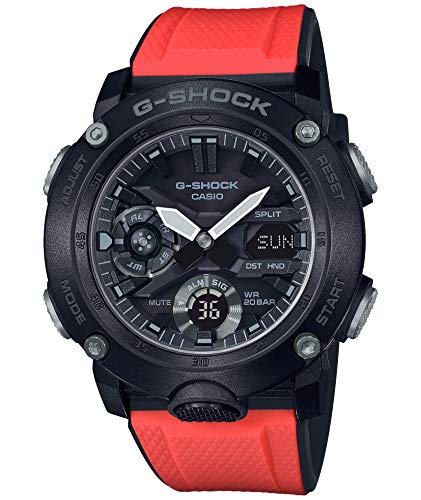 CASIO G-Shock GA-2000E-4JR Series