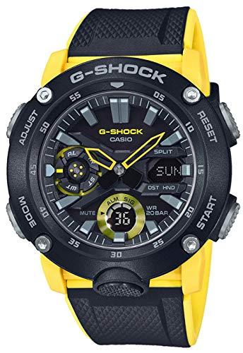 Casio G-Shock GA-2000-1A9ER Series