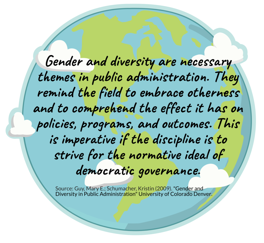 GBS mpa gender diversity quote