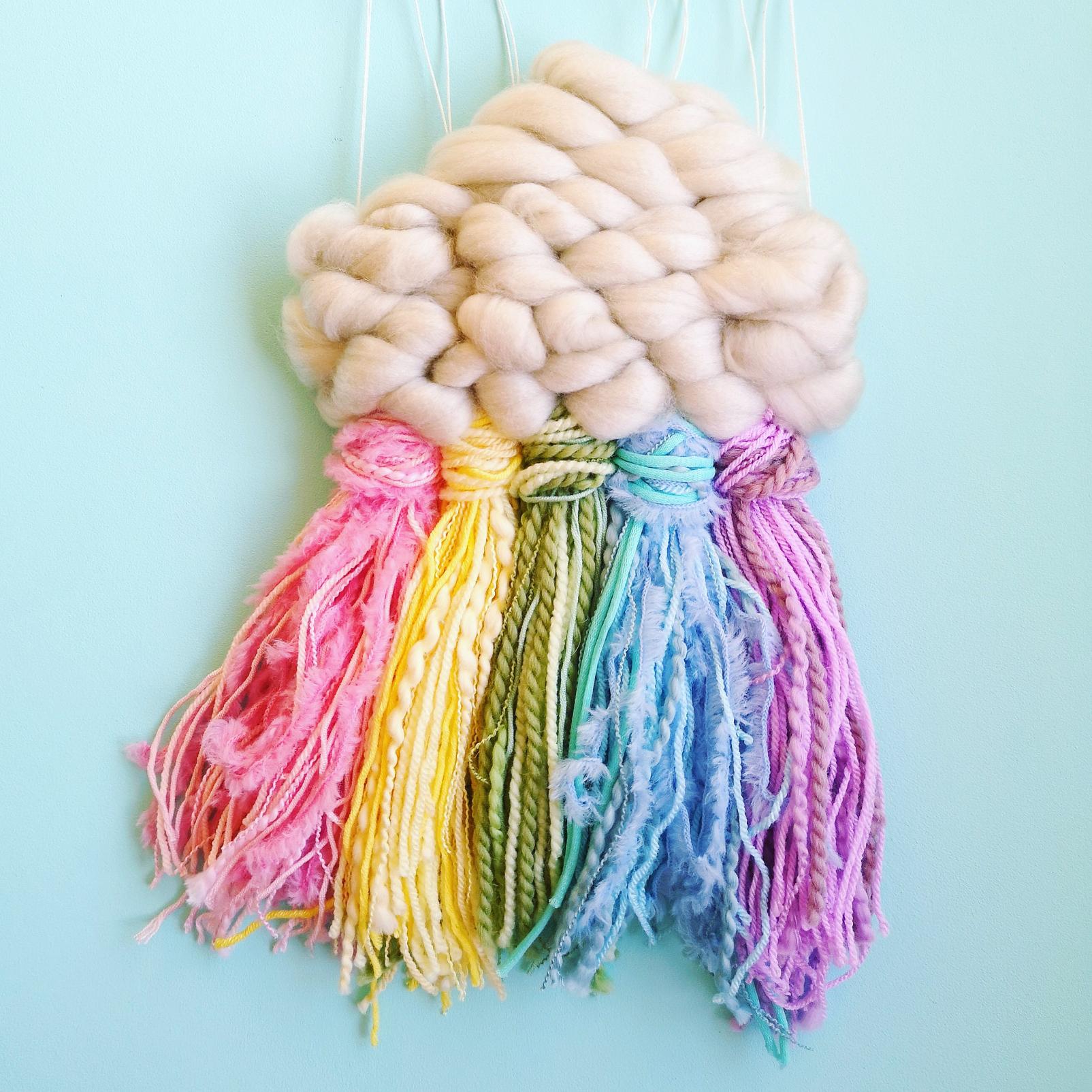 Rainbow weaving | Hello! Hooray!