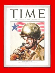 Expense Mauldin: WWII Illustrator Won 2 Pulitzer Prizes