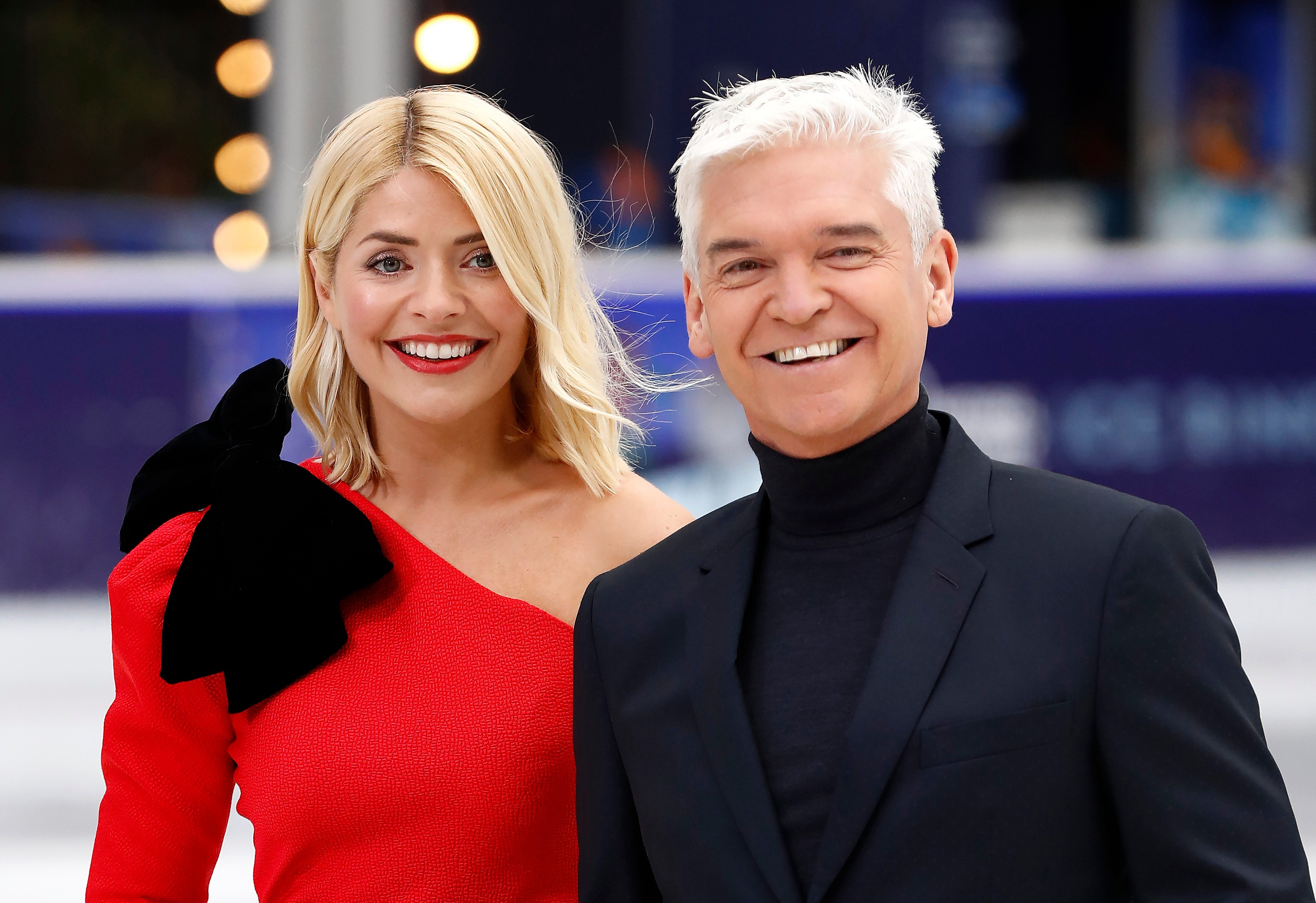 Dancing On Ices Phillip Schofield and Holly Willoughby will return for the 12th series