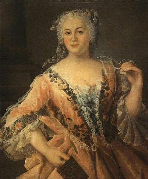 Elisabeth Christine Ulrike's mother