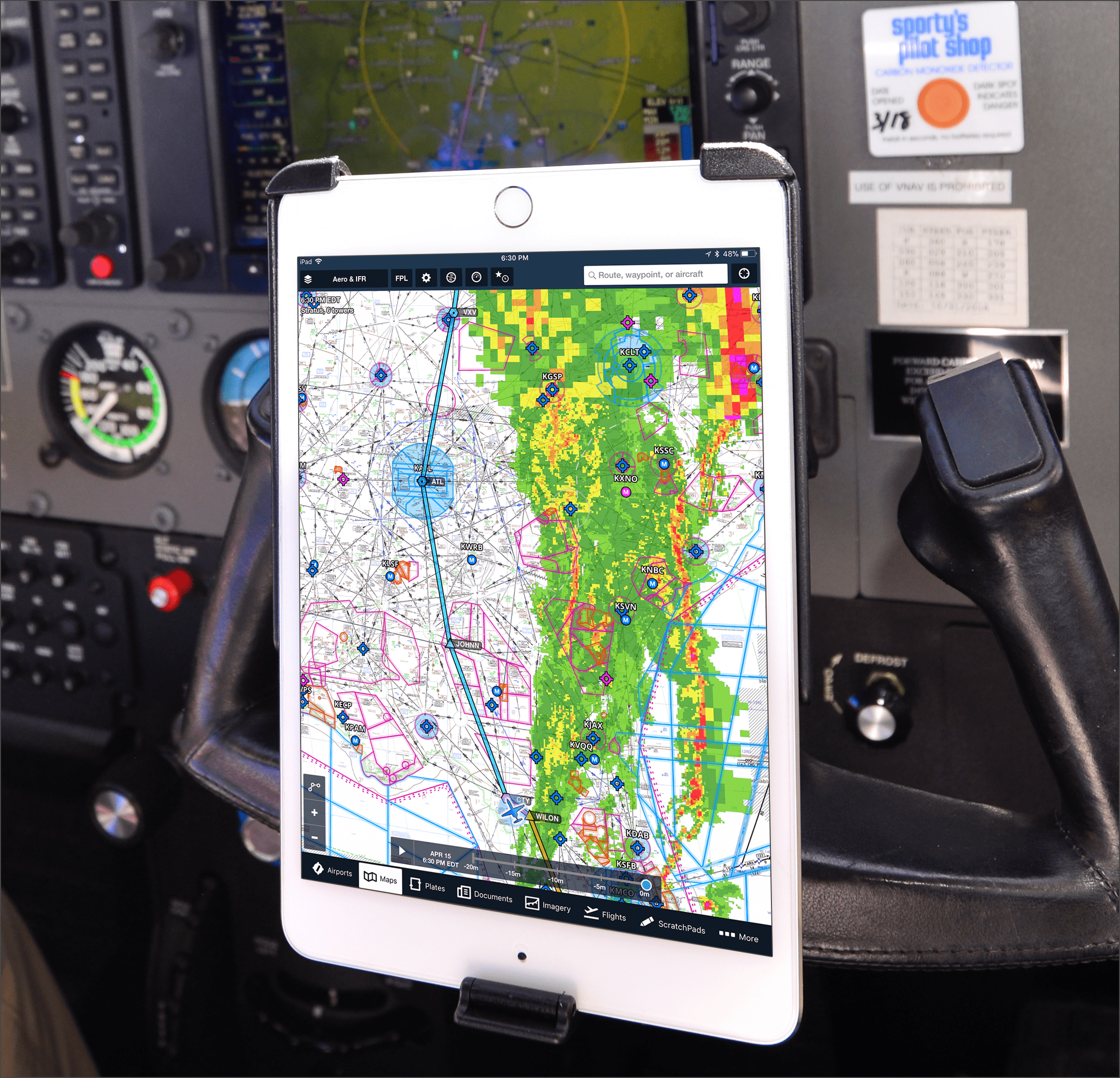 ForeFlight vs. Garmin Pilot: Which mobile application is best for you?