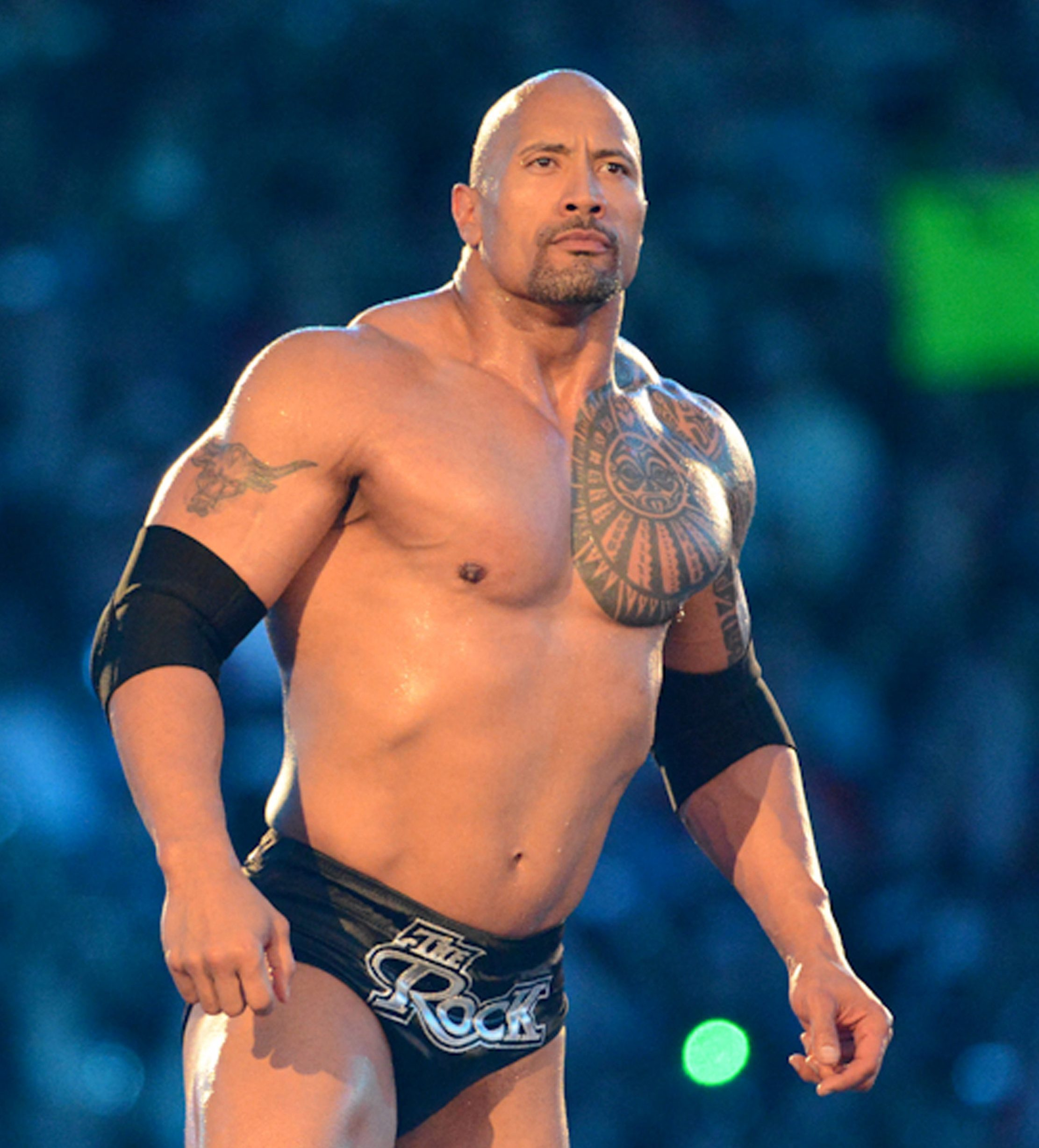 Dwayne Johnson lives the lavish life thanks to money earned from the WWE and films