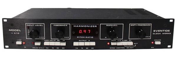 Eventide H910 Harmonizer hardware unit